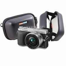 Compact Digita Hard Shoulder Camera Case Bag For Sony NEX-3N NEX-5T NEX-6 NEX-7