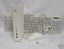 Cisco VXC-2212-PoE Thin Client with LogitechKeyboard,(74-8581-01)Mouse74-8613-01