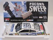 DALE EARNHARDT JR 2014 #88 MICHAEL BAKER POCONO SWEEP  WIN 1/24