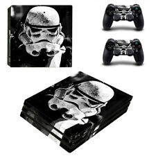Star Wars Vinyl Decal Cover Skin Sticker for Sony PS4 Pro Console & Controllers