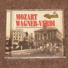 Mozart-Wagner-Verdi Overtures, Preludes, Intermezzo (CD, Music, Classical) New