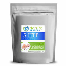 30 5-HTP - GRIFFONIA SEED EXTRACT TABLETS HELP EASE DEPRESSION ANXIETY INSOMNIA