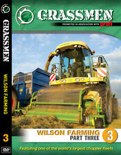 GRASSMEN - Wilson Farming Part 3 - Agricultural Machinery DVD