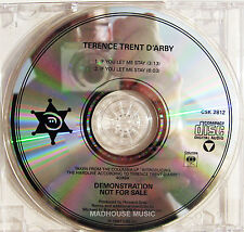 TERENCE TRENT D'ARBY CD If You Let Me Stay USA 1987 2 Track PROMO ONLY Rare