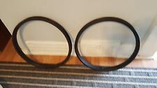 "OLD SCHOOL BMX 20""ACS Z RIMS BLACK 36 HOLE FOR MONGOOSE GT CW JMC FREESTYLE"