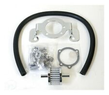 AIR FILTER SUPPORT & CRANKCASE BREATHER KIT FOR HARLEY EVOLUTION SPORTSTER 91-06
