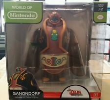 World of Nintendo Ganondorf 6 inch Deluxe Figure