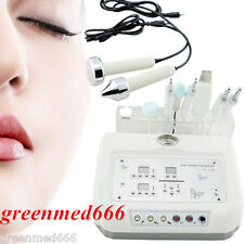 A+ 4In1 Microcurrent Diamond Micro Dermabrasion Ultrasound Skin Scrubber Machine
