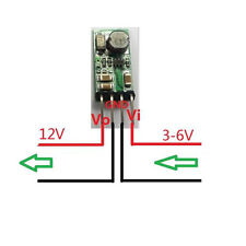 5W DC-DC Boost Converter Step Up 3.7V 5V to 12V Power Module F Mobile Power LED