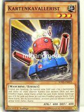 Yu-Gi-Oh - 1x Kartenkavallerist - SDHS - Structure Deck Hero Strike