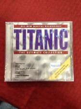 Titanic: Themes from the Films & Show by James Horner, Original Soundtrack (CD,