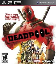 Deadpool - Playstation 3 Game