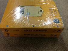 2001 Oldsmobile INTRIGUE Service Shop Manual Set 01 OEM FACTORY BOOKS BRAND NEW