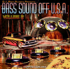 Various: Bass Sound Off U.S.a. Vol 2  Audio Cassette