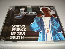 J XAVIER - Young Prince Of Tha South 14-Tracks Brand New Factory Sealed FREE S&H