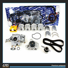 New Engine Rebuild Kit for 92-95 Honda Civic EX Si Del Sol 1.6L SOHC VTEC D16Z6