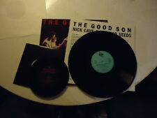 "Nick Cave & The Bad Seeds ‎– The Good Son - LP Album  + Vynil 7"" - Innerbag"