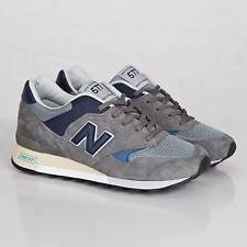 NEW BALANCE 577 OG 25th ANNIVERSARY MENS SHOES SIZE US 7 MADE IN UK GREY M577ANG