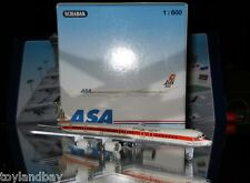 Schabak 1:600 Scale Diecast 922-58 ASA African Safari Airways Douglas Super DC-8
