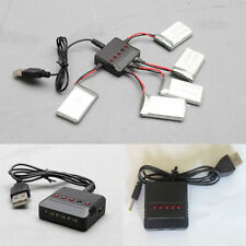 New 3.7V 5 in 1 USB Lipo Battery Charging System for Syma X5 X5C X5C-1