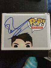 Doctor Who John Barrowman Funko Pop Vinyl Autographed Signed COA D