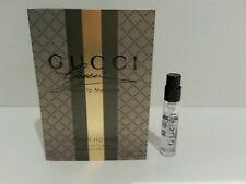 New Men Gucci Made to Measure Pour Homme Eau De Toilette Sample Vial Spray 2ml