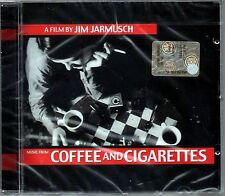 COLONNA SONORA - COFFEE AND CIGARETTES - JIM JARMUSCH - CD NUOVO SIGILLATO