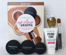 Bare Minerals Up Close & Beautiful 30-Day Complexion Starter Kit Golden Deep NEW