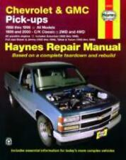 NEW - Chevrolet and GMC Pick-Ups (1988-2000) (Haynes Repair Manuals)