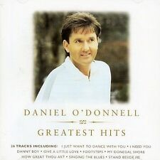 DANIEL O' DONNELL GREATEST HITS - 2CD-SET
