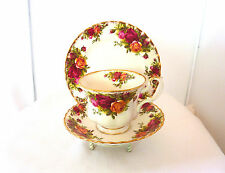 Royal Albert Old Country Roses 1962-1973 1st England Bone China Trio Set