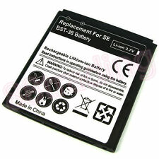 New Battery for Sony Ericsson BST-38 Xperia X10 Mini Pro W580i K850i K770i C905