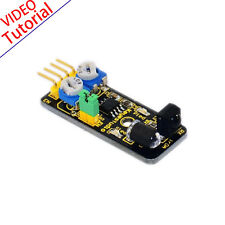 New! IR Infrared Obstacle Avoidance Sensor Module for Arduino UNO MEGA2560
