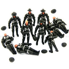 New 10pcs GI JOE G.I. JOE WILD BILL 3.75'' Movie Toys ACTION FIGURE Boy Toy