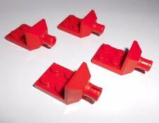 Lego (3481) 4 Rotorhalterungen 2x2, in rot aus 575 1610 369 6685 6657 373 6691