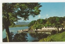 Portree Harbour Isle Of Skye Old Postcard 142a