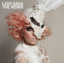 Lady Gaga - The Remix NEW CD ALBUM