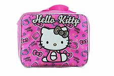 Pink Bows Hello Kitty Lunch bag - For KID BRAND NEW - Licensed product