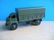 Vintage Diecast DINKY TOYS - 3 Ton Army Wagon 621 - VGC with Driver! Military