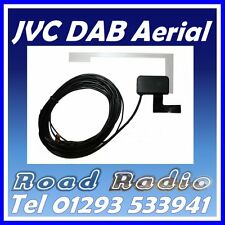 JVC DAB Windscreen Screen Glass mount Car Aerial Antenna New
