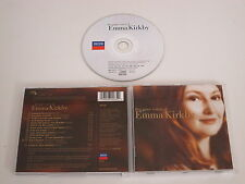 EMMA KIRKBY/THE PURE VOICE OF EMMA KIRKBY(DECCA 460 583-2) CD ALBUM