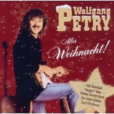 "WOLFGANG PETRY ""ALLES WEIHNACHT!"" CD ------17 TRACKS------ NEU"