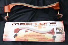 Mach One Ahorn Schulterstütze für 4/4-3/4 Violine, Shoulder Rest f. Violin
