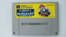 SUPER MARIO kART  Nintendo Super Famicom Japanese SFC SNES Japan USED