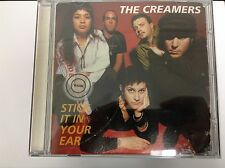 Stick It In Your Ear (CD) CREAMERS CD -