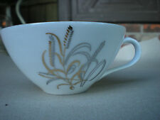Summit Golden Wheat Fine China Coffee/Tea Cup  Made in Japan
