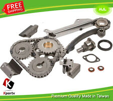 Timing Chain Kit Fits for 1991-99 Nissan Sentra 200SX NX 1.6L DOHC GA16DE+Gears