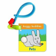 Touch & Feel Buggy Buddies: Pets, Jo Lodge