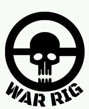 Car window decal truck Mad Max Fury Road sticker Regular Colors decals