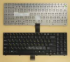 NEW For Clevo M77SU M77XCUH M77XS Keyboard US & Russian